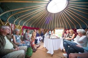 2013 09 13 Yurt